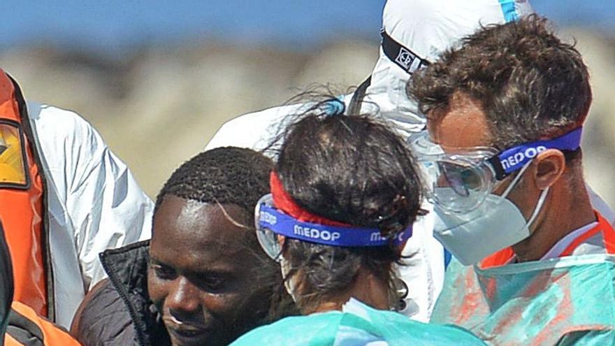 Las ONG apremian a incluir la migración entre los derechos humanos