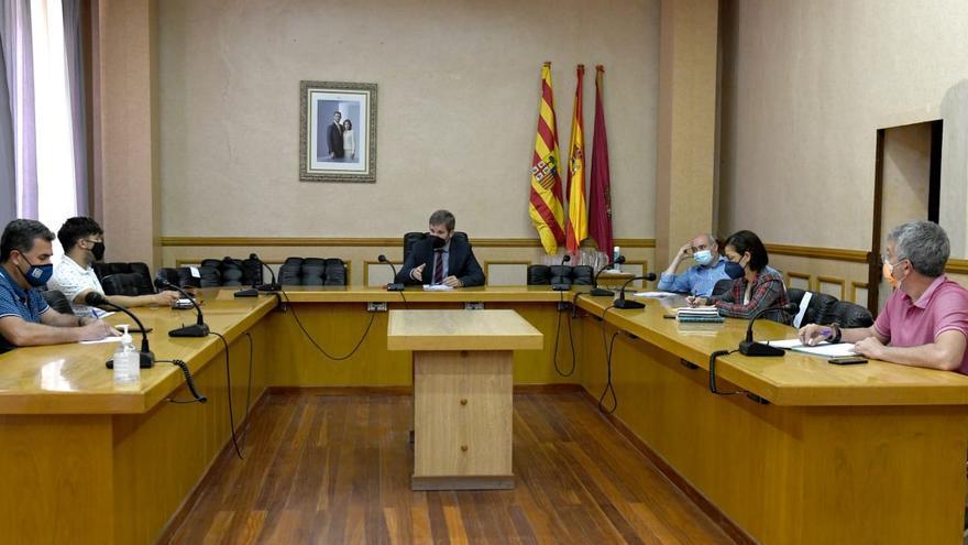 Un juzgado condena al Ayuntamiento de Alcañiz y a Sifu por el derrumbe del cerro Pui Pinos