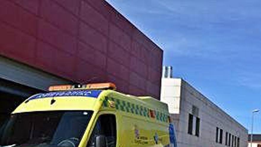 Centro de salud de Puebla, donde médicos del 112 hacen guardia.