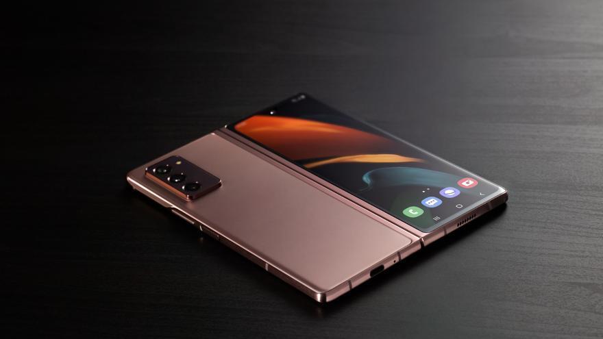 Los móviles plegables están de moda: así es el Samsung Galaxy Fold