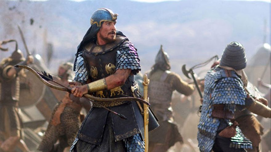 'Exodus: Dioses y reyes', la forja de un profeta