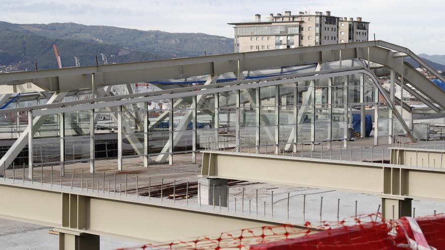 El Centro Vialia de Vigo da un paso de gigante
