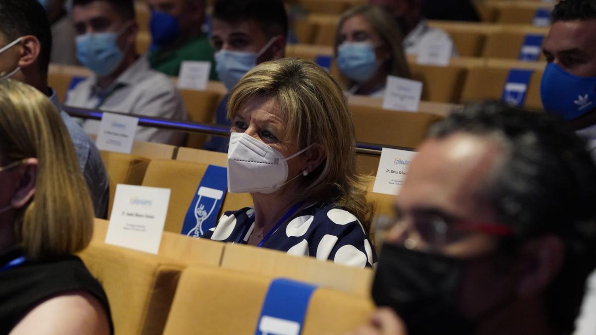 Elvira Velasco será la nueva secretaria general del PP de Zamora
