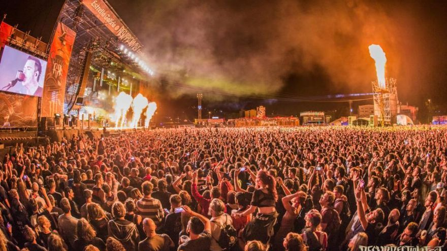 Los festivales de verano asociados a FEST Galicia reunieron a 200.000 personas