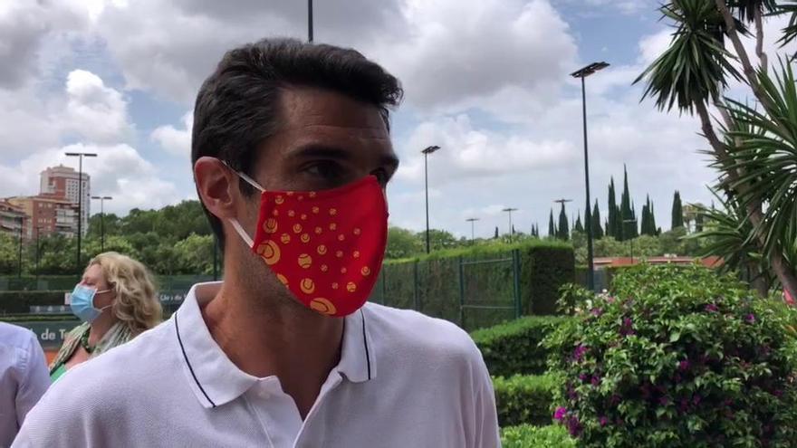 """Andújar: """"Desde el Open 500 no habíamos disfrutado de este nivel de tenis en Valencia"""""""