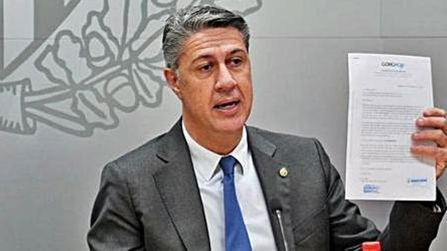 Esquerra s'ofereix a facilitar una moció de censura per apartar Albiol de l'alcaldia