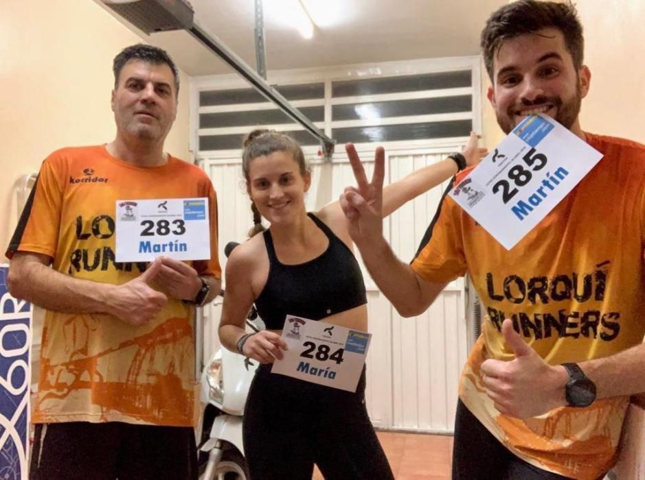 100 y 50K Indoor Confinamiento 2020