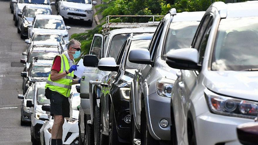 Australia confina tres días Brisbane tras detectar 7 casos de la variante británica