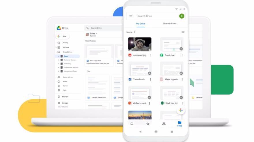 La próxima función de Google Drive: abrir archivos encriptados