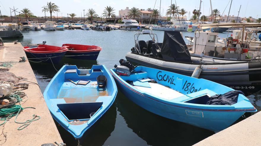 Arriban 14 migrantes a Formentera a bordo de una patera