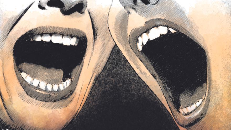 El portador de miedos