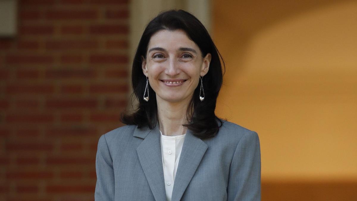 Pilar Llop, Justicia