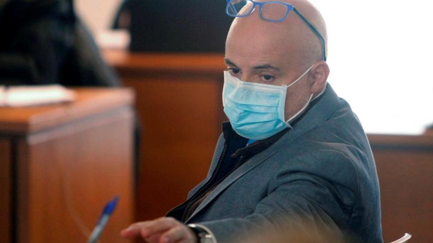 'Coté' se declara culpable de intrusismo, estafa, falsedad y lesiones