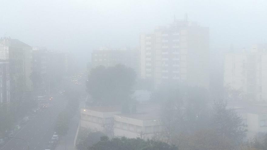 Las nieblas y los riesgos climáticos asociados