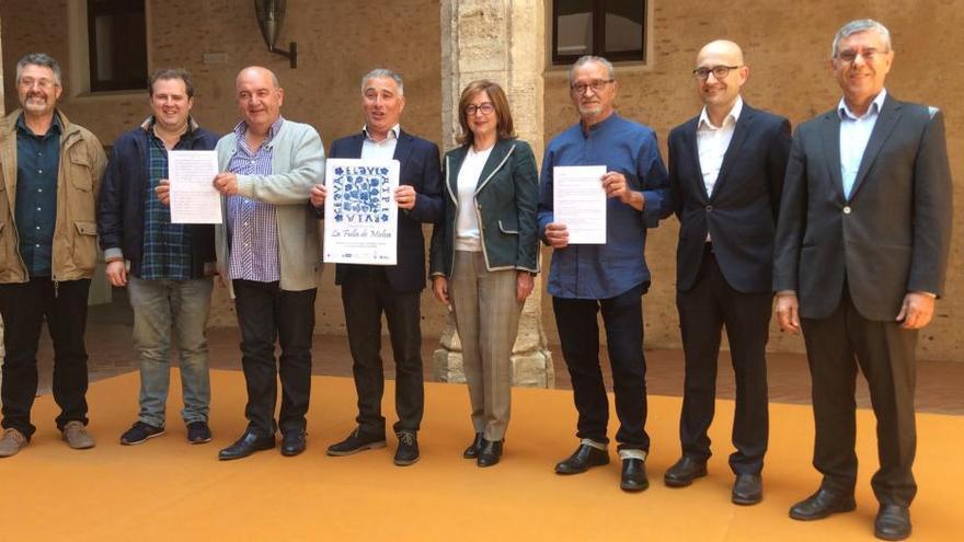 Más de 50 asociaciones preparan el centenario del Castell d'Alaquàs