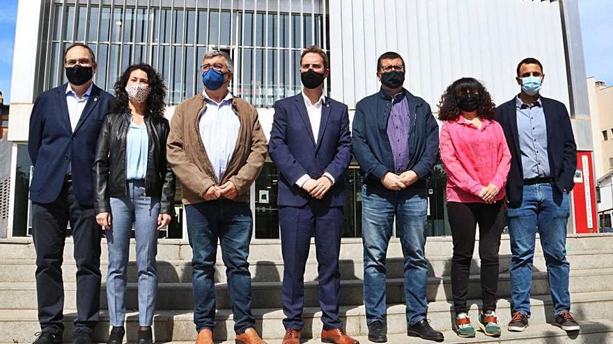 Junts s'ofereix a entrar al govern de Figueres sense càrrecs ni sous