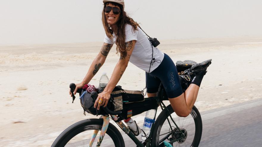 «He deixat la bici de pinyó fix, però jo hi vaig totalment»