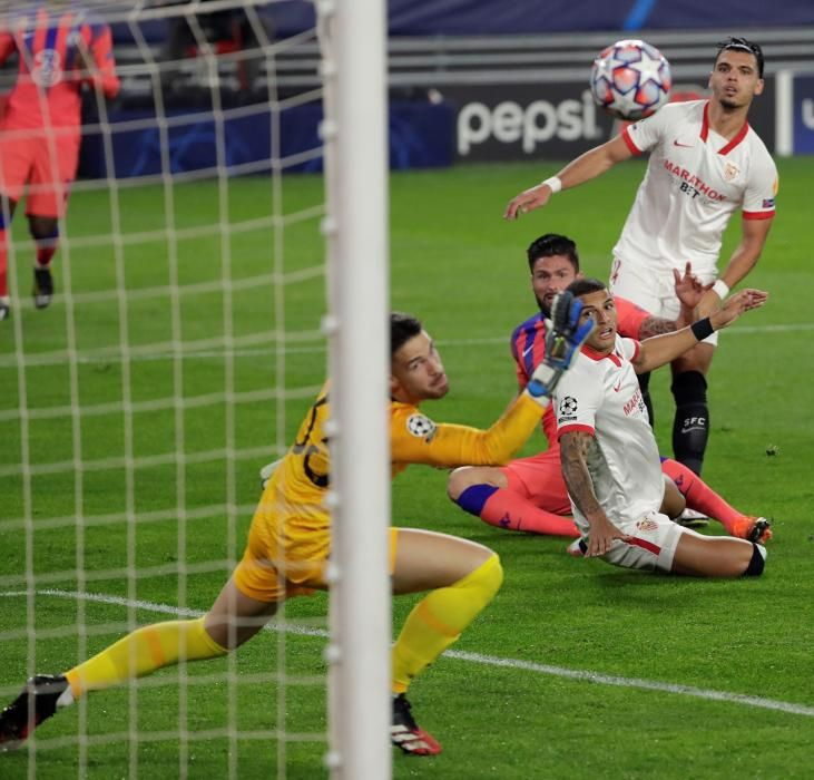 Champions League: Sevilla - Chelsea