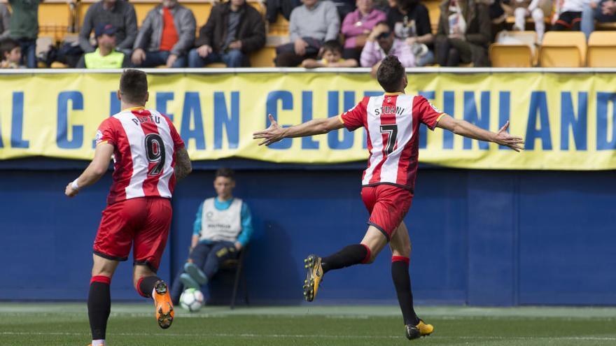 El Girona presenta la seva candidatura per jugar a Europa