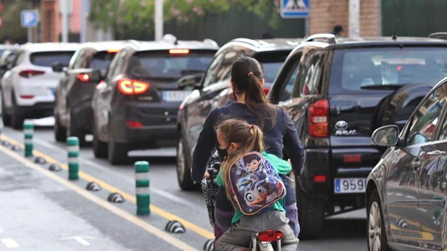 La reducción de la contaminación anima a trasladar más tráfico a las circunvalaciones