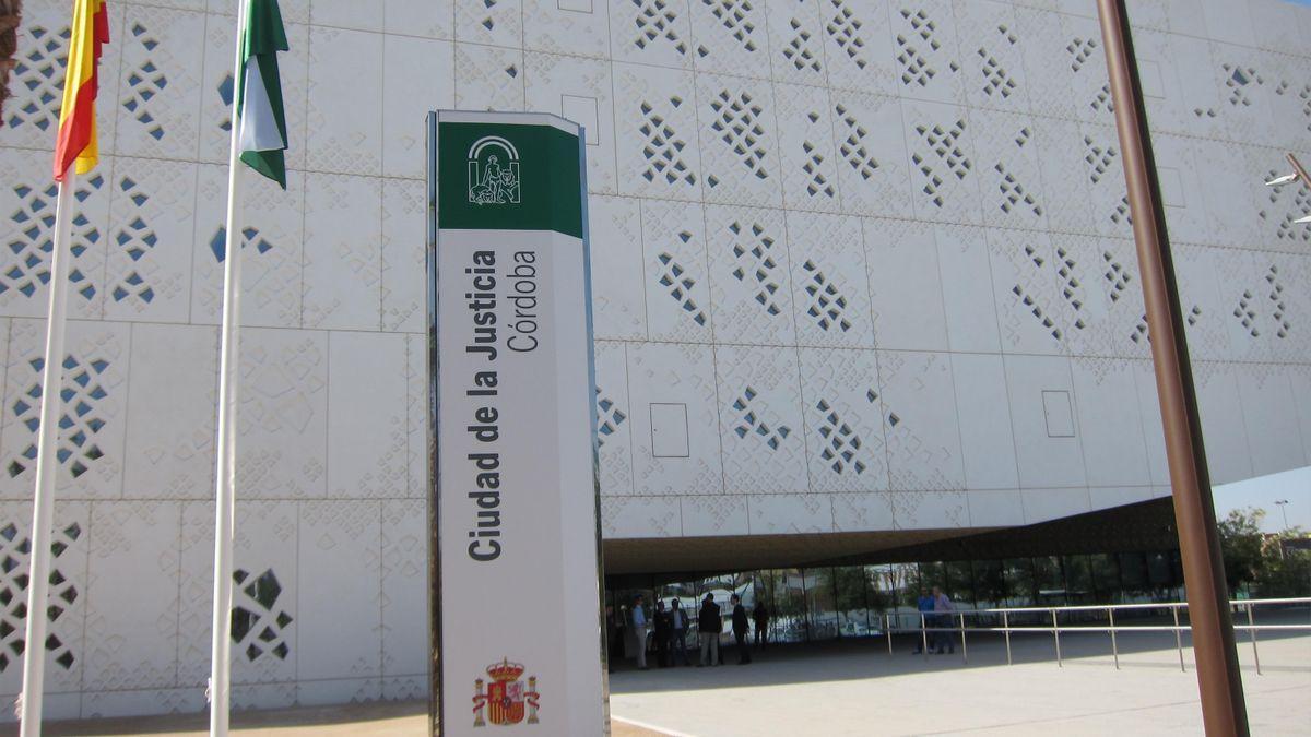Fachada de la Ciudad de la Justicia de Córdoba. / Diario de Córdoba