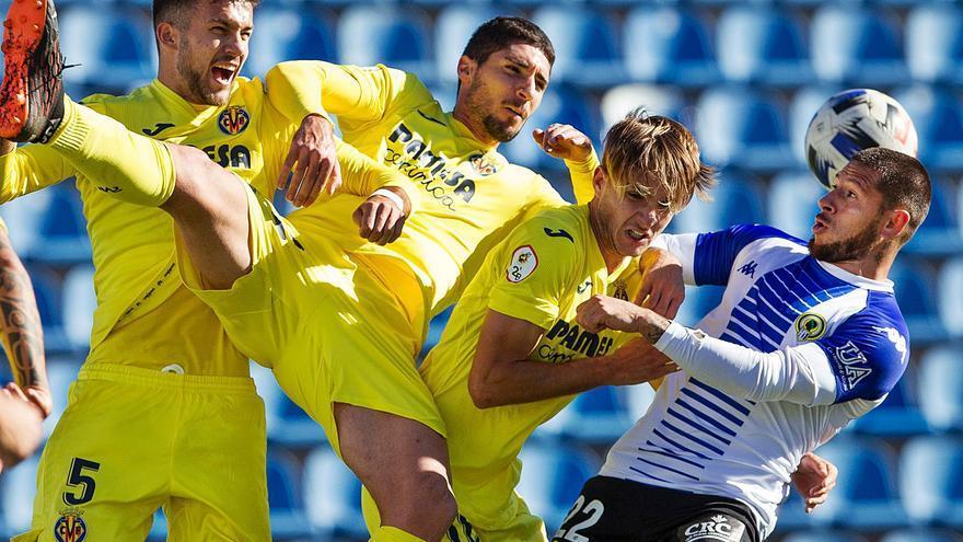 Hércules: todo o nada en Villarreal