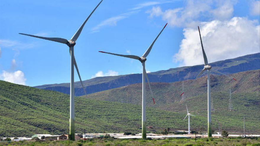 El Gobierno destina 54,4 millones al impulso de la energía eólica en Canarias