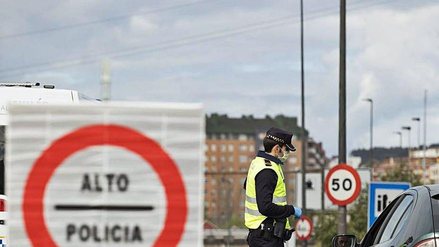 La Policía Local realizó 223 controles dentro de la campaña de alcohol y drogas