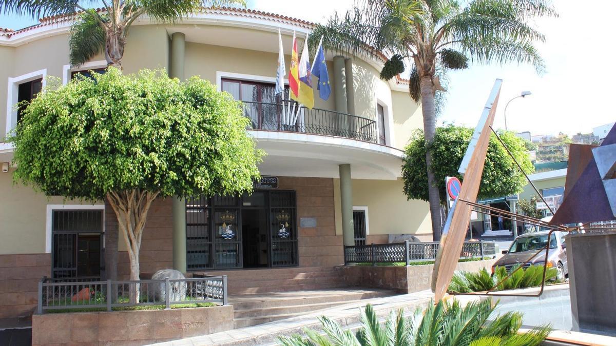 Ayuntamiento de San Juan  de la Rambla