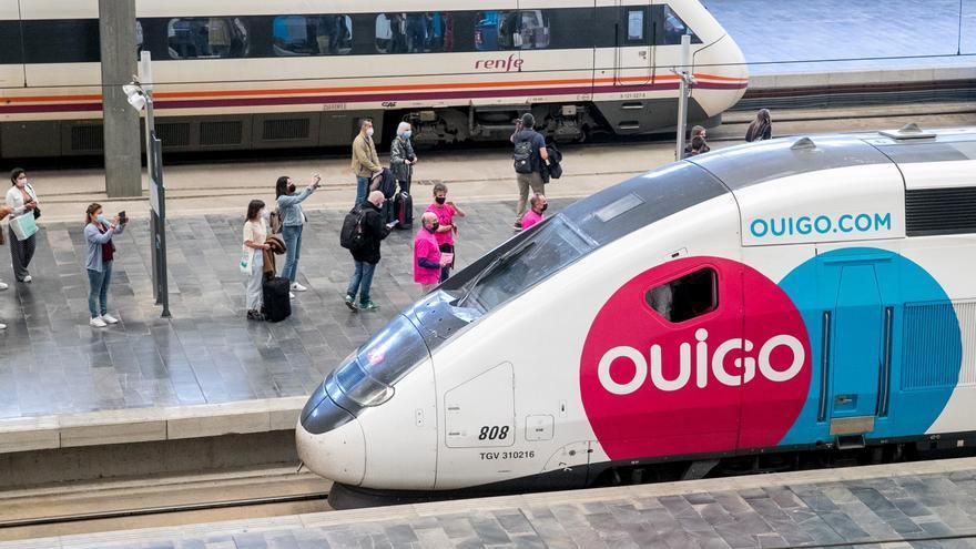 El primer AVE «low cost» privado llega a Alicante en diciembre con tres servicios al día con Madrid