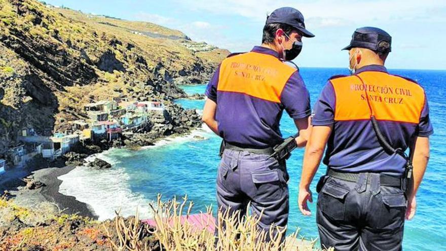 Los agentes también contemplan  que Gimeno no saliera de Tenerife