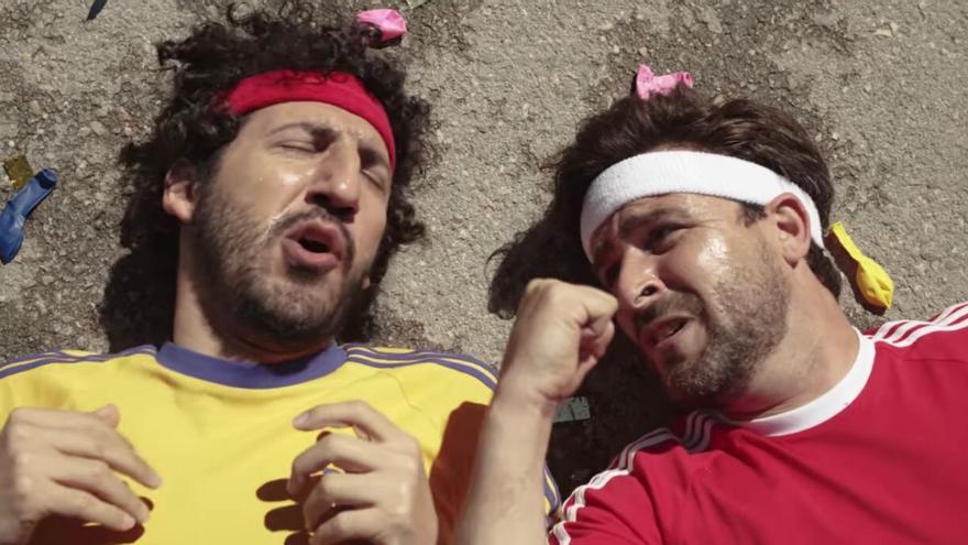 Funambulista y Marwán se van de gira con 'Tarde, pero llegamos'