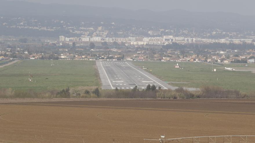 La inversión prevista en el aeropuerto hasta el 2026 es de poco más de 750.000 euros