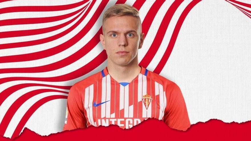 El extremo serbio Cumic, primer fichaje del Sporting