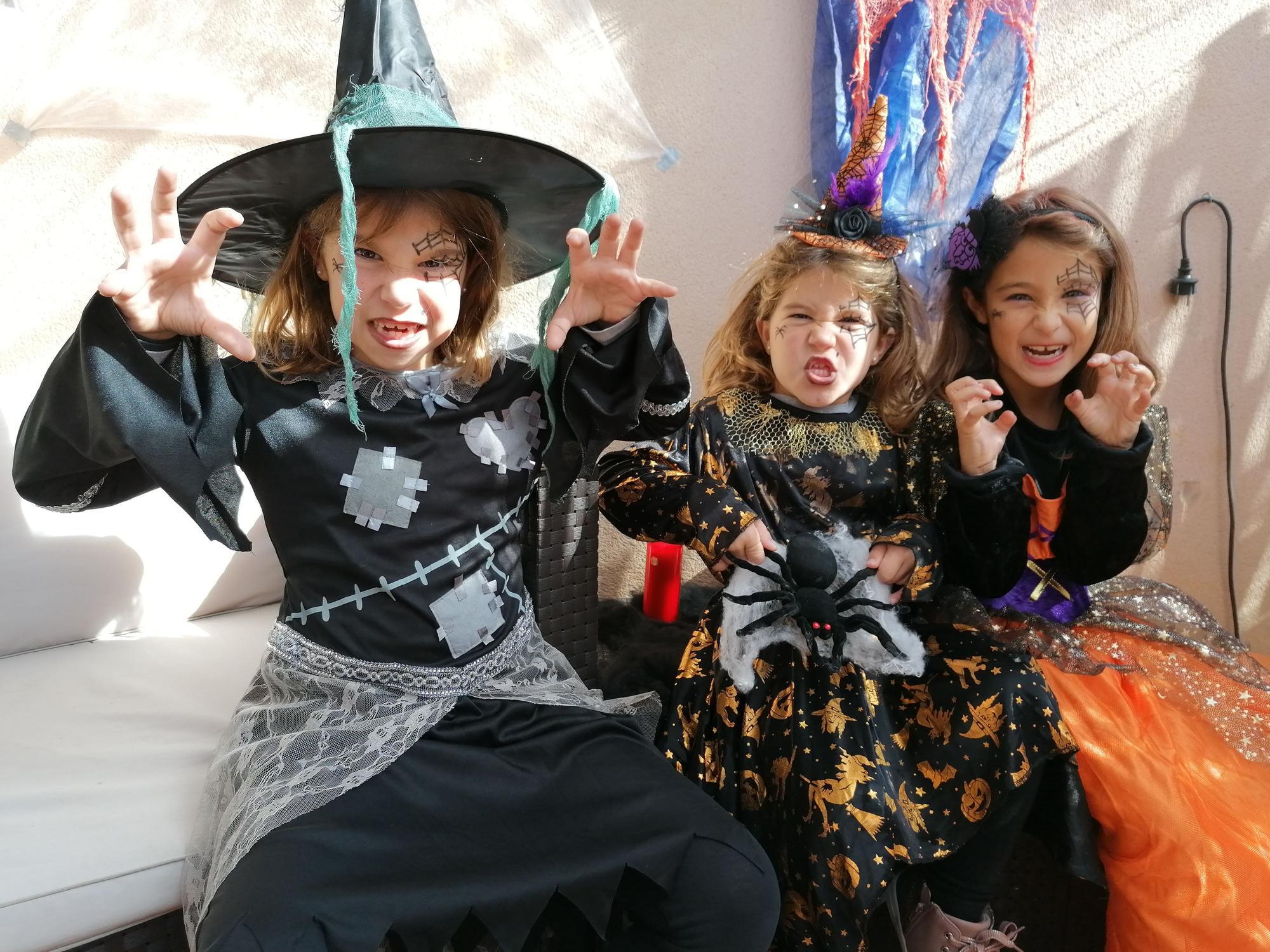 Halloween en Mallorca: el terror más sano se instala en las casas