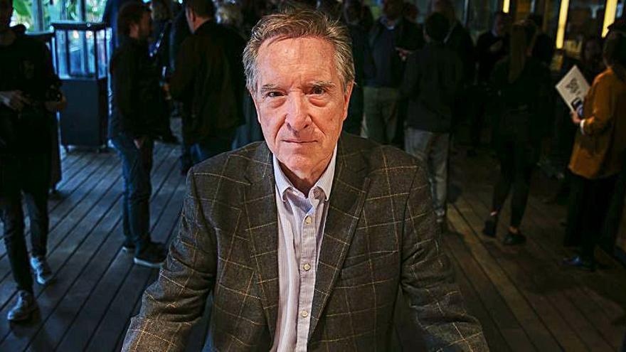 El periodista Iñaki Gabilondo dice adiós a los micrófonos