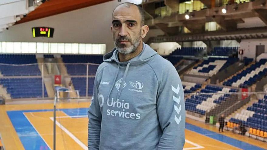 El entrenador Marcos  Dreyer, fichaje estrella para la base del CCO 7 Palmas