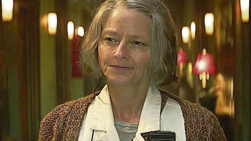 """Foster: """"Tal vez seré la única actriz sin retoques con 80 años"""""""