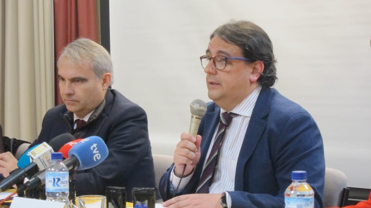 Arreglar el centro de salud Zona Centro de Badajoz cuesta 500.000 euros