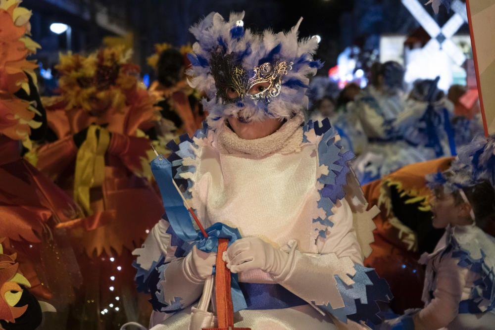 Desfile de Martes de Carnaval en Zamora