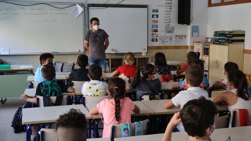 Castellón inicia el curso con el 81% del alumnado adolescente vacunado