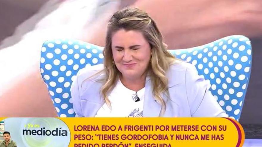 El doloroso percance de Carlota Corredera en pleno directo de 'Sálvame' que obliga a parar el programa
