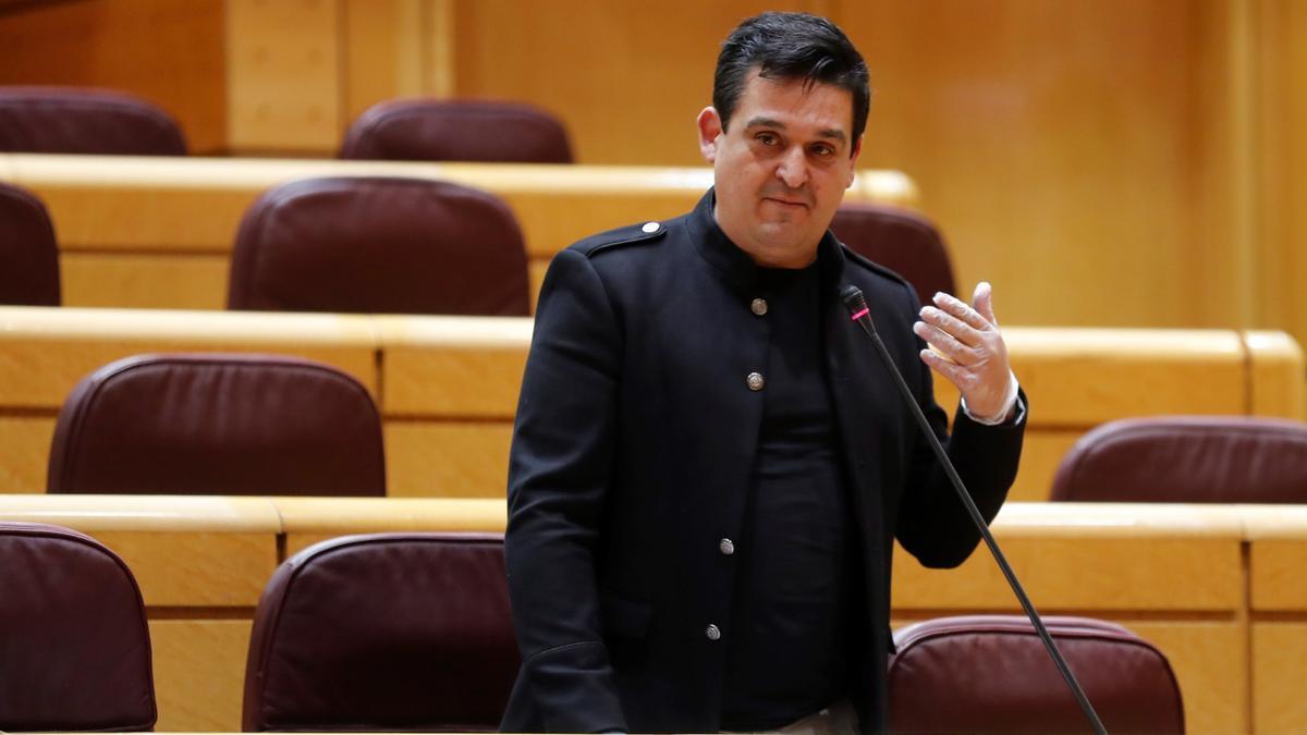 """COMUNIDAD VALENCIANA.-Mulet asegura que el Gobierno """"responsabiliza"""" a la Generalitat de que no haya reciprocidad de emisiones televisivas"""