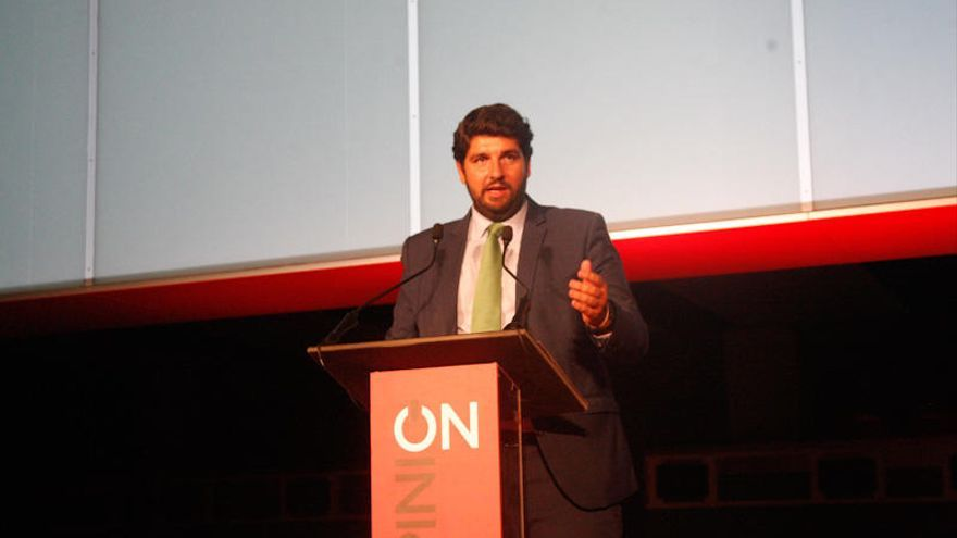 30 aniversario de LA OPINIÓN: discurso íntegro de Fernando López Miras