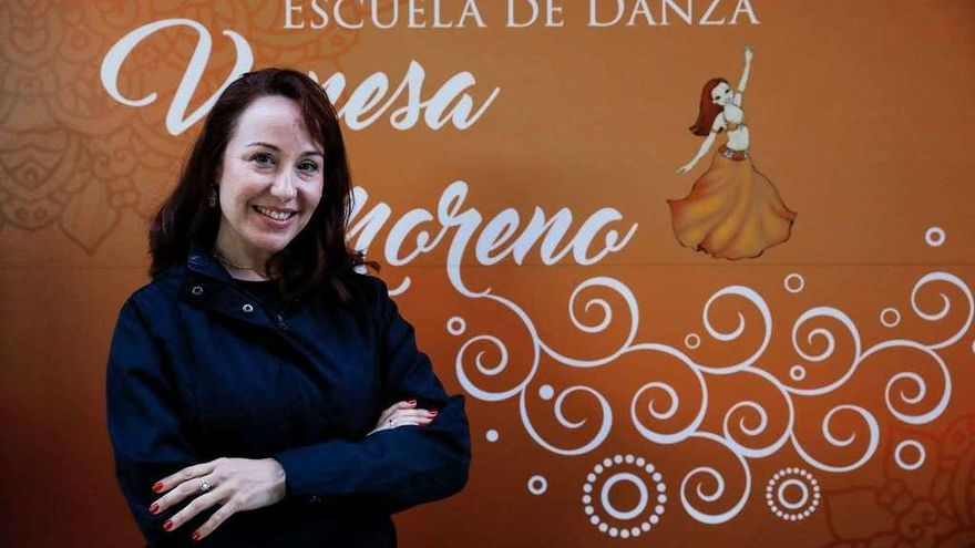 La maestra bailarina de Shakira