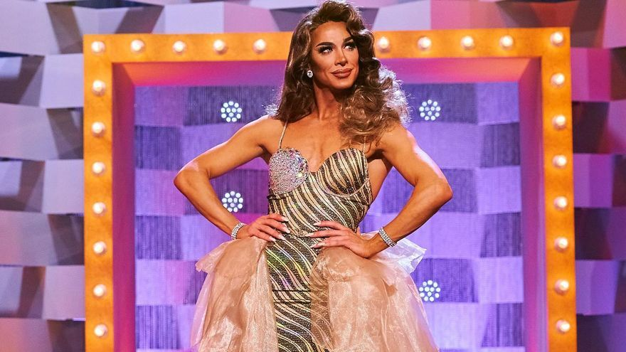 Carmen Farala es converteix en la nova superestrella 'drag' espayola