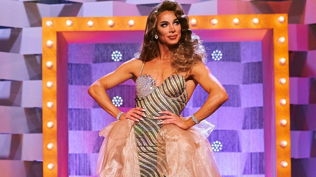 Carmen Farala guanyadora del concurs Drag Race Espanya