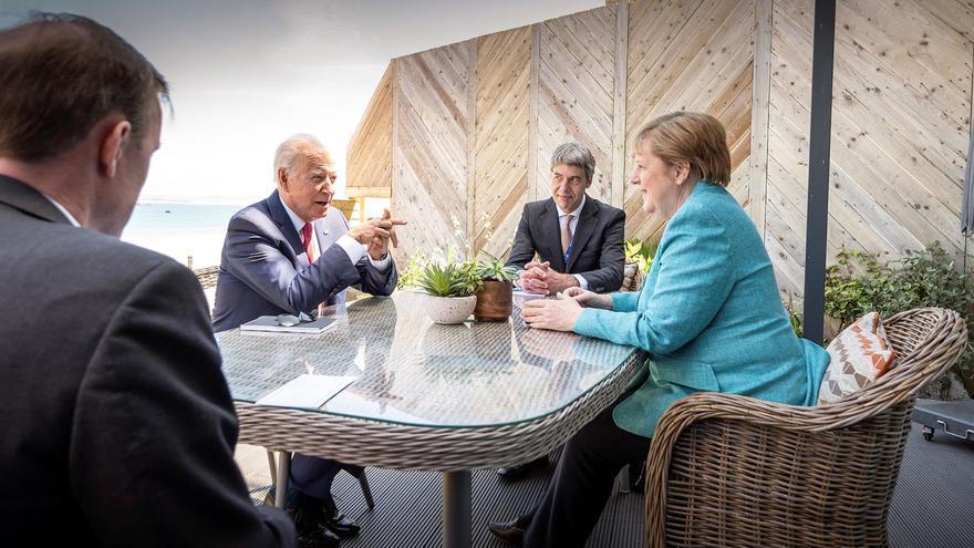 Biden no comparecerá junto a Putin tras la cumbre entre ambos