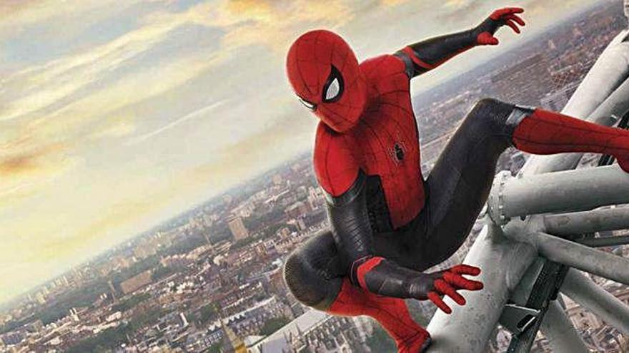 El regreso de Spider-Man