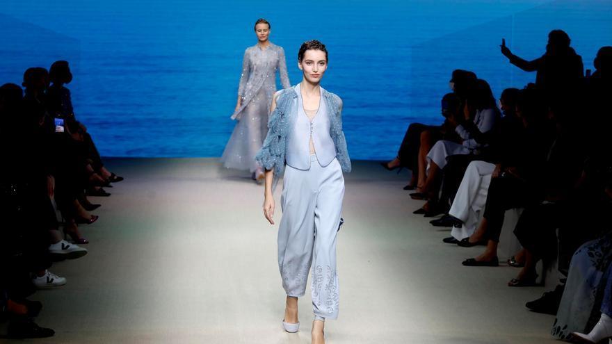 La moda recupera el pulso prepandemia en París
